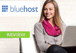 bluehost web hosting review